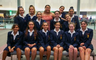 Yalari Scholars at St Hilda's
