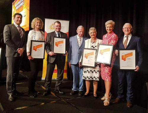 QCF Philanthropists of the Year 2017