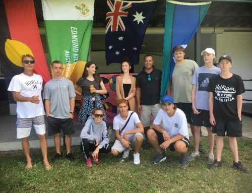 Outdoor adventure based learning puts Noosa youth back on track