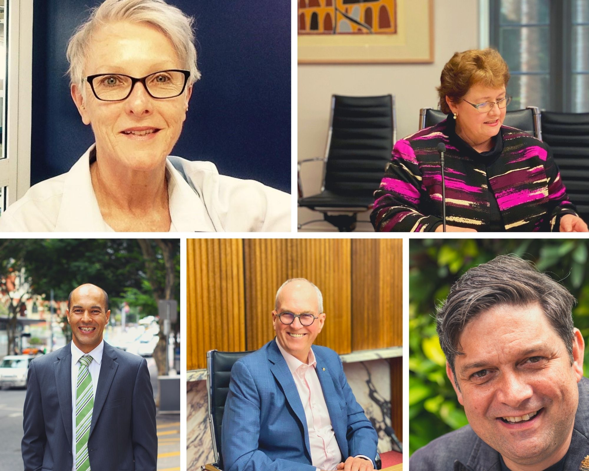 QCF 2020 Philanthropist of the Year Awards Judges