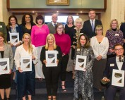QCF 2020 Philanthropist of the Year Finalists and Award Recipients