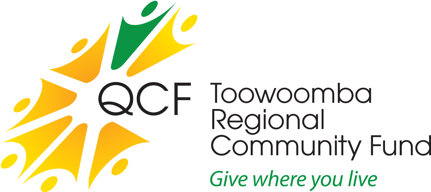 Toowoomba Regionl Community Fund logo