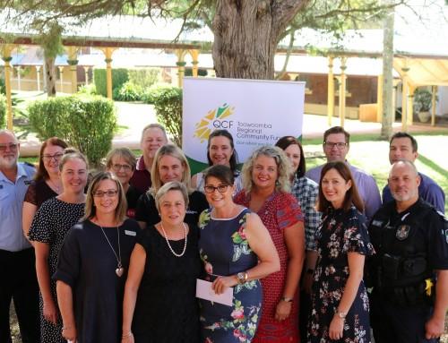 QCF's Regional Grantmaking – Toowoomba